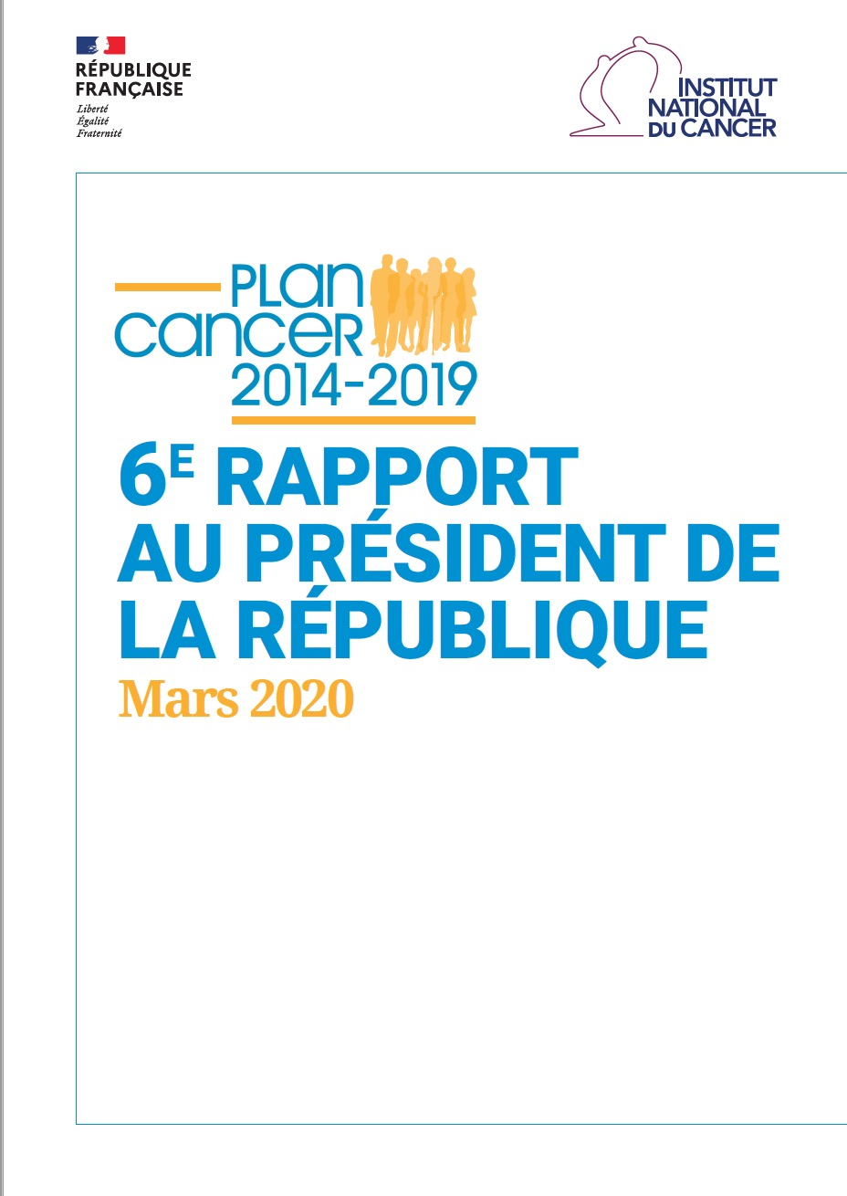 6e rapport plan cancer