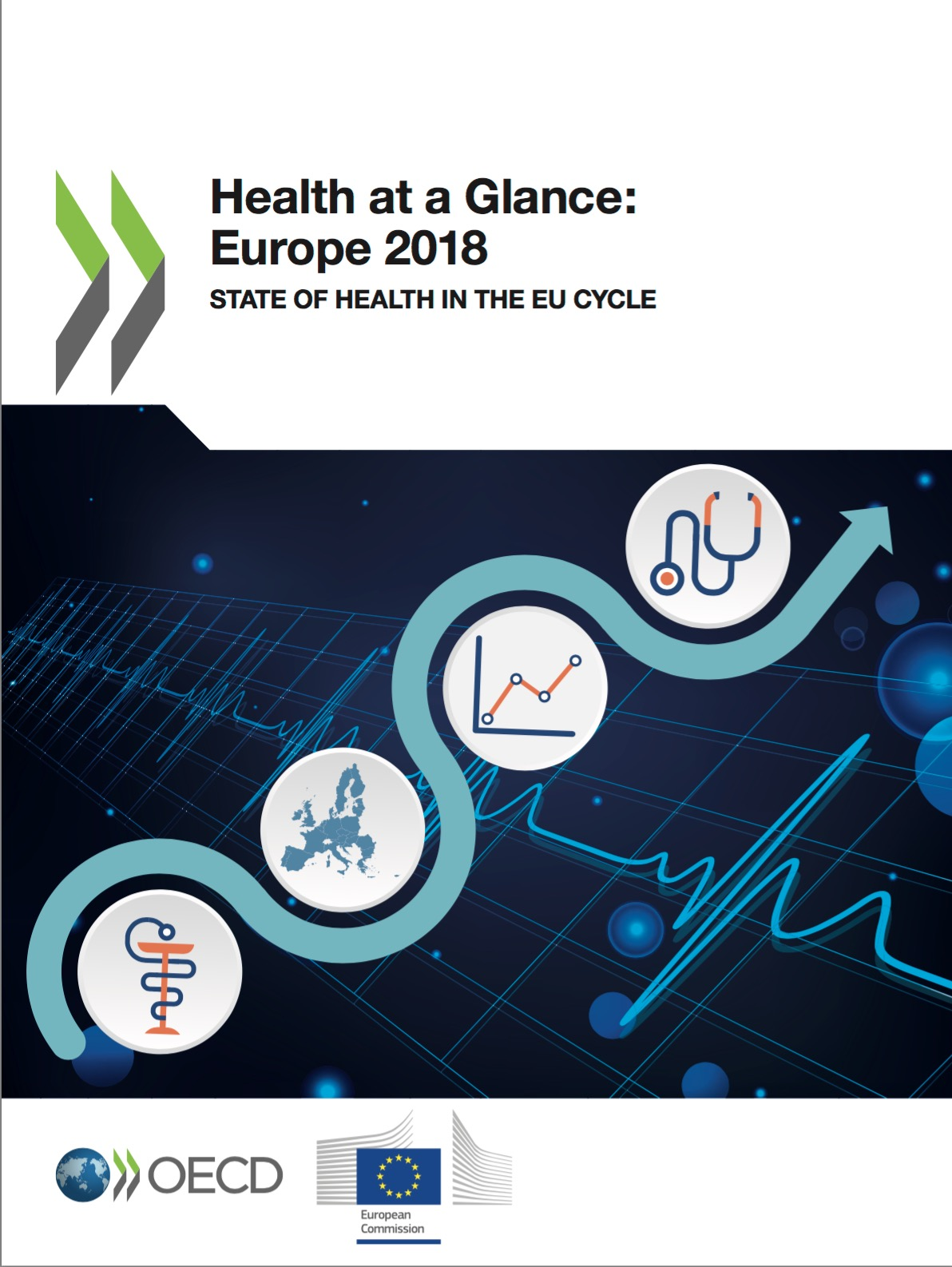 Health at a glance Europe 2018 couv